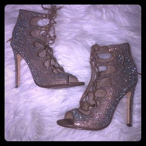 Steven madden sparkly shoes